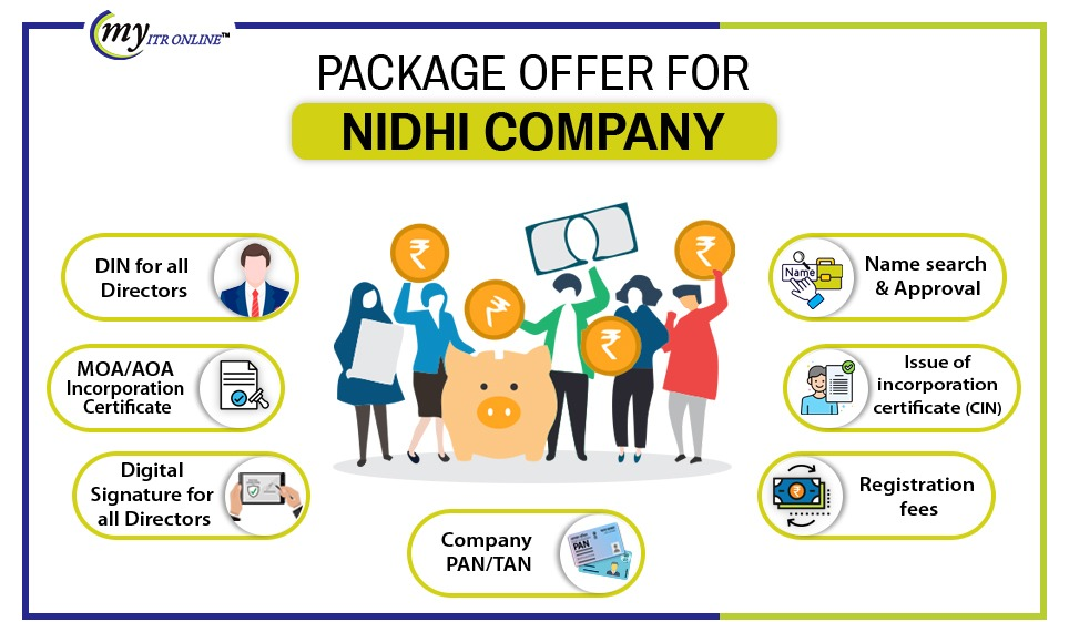 Nidhi company Package is Offering You